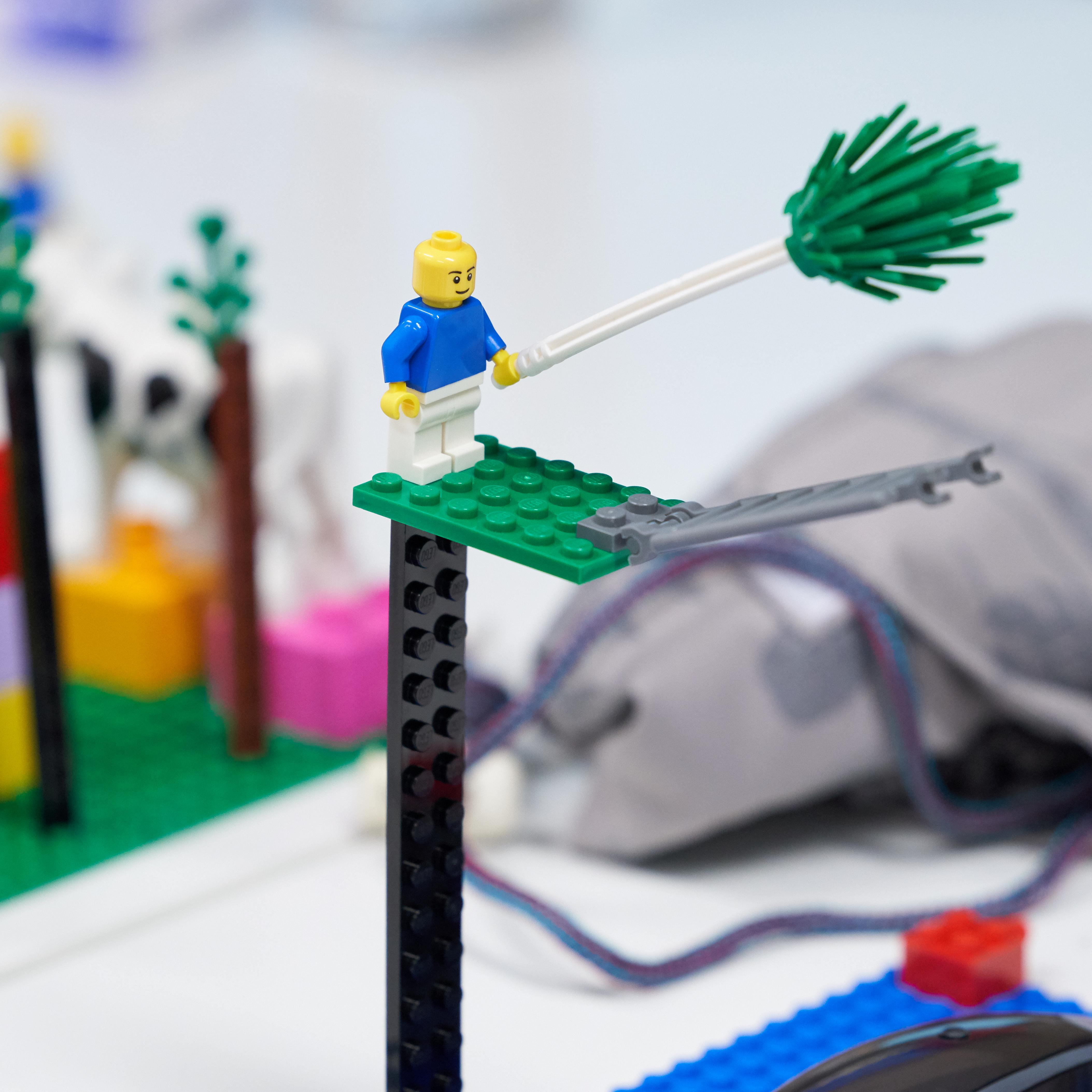 Career Planning Workshop: LEGO® Serious Play®2